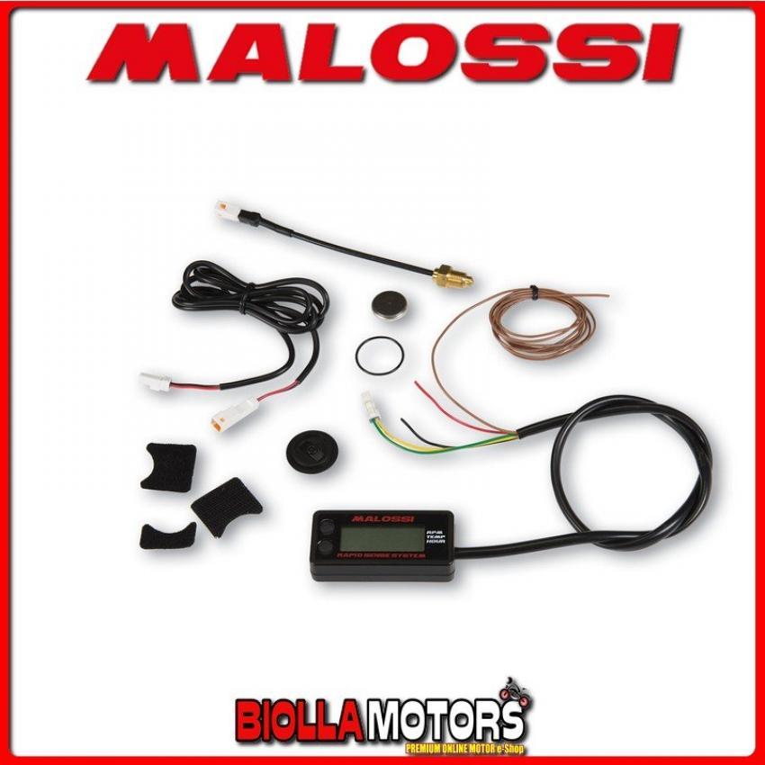 5817540b Strumentazione Malossi Temperatura/rpm/hour Honda X-adv 750 Ie 4t Lc Eu Famoso Per Materie Prime Di Alta Qualità, Gamma Completa Di Specifiche E Dimensioni E Grande Varietà Di Design E Colori
